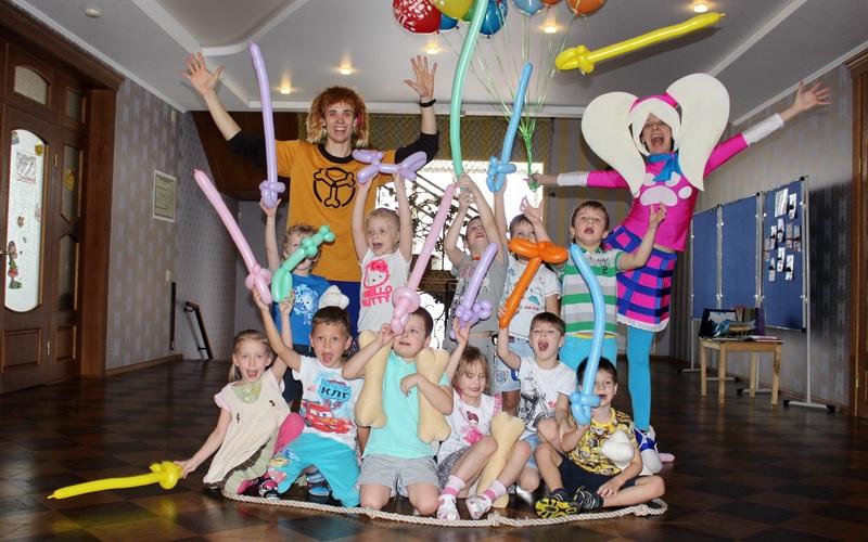 Аниматоры для детей Полежаевская аренда костюма на детский праздник