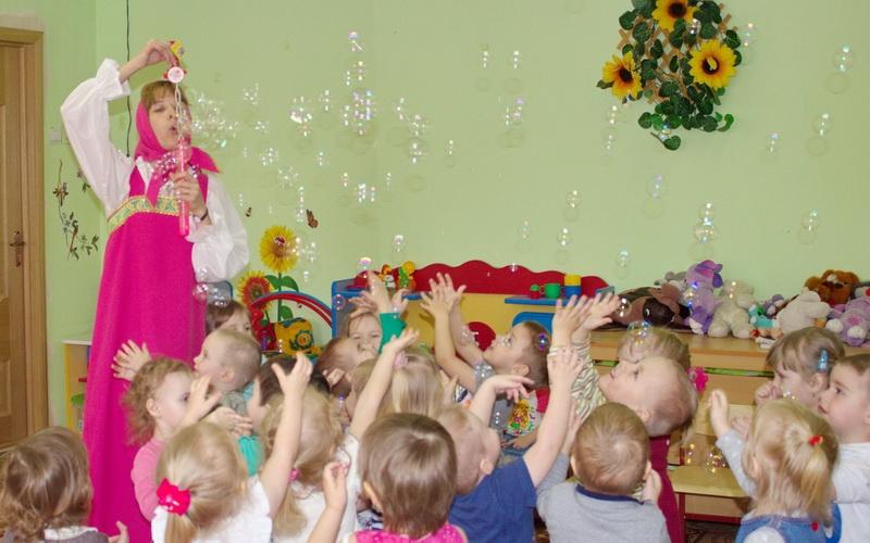 кожу все детские праздники во владимире решили подарить девушке