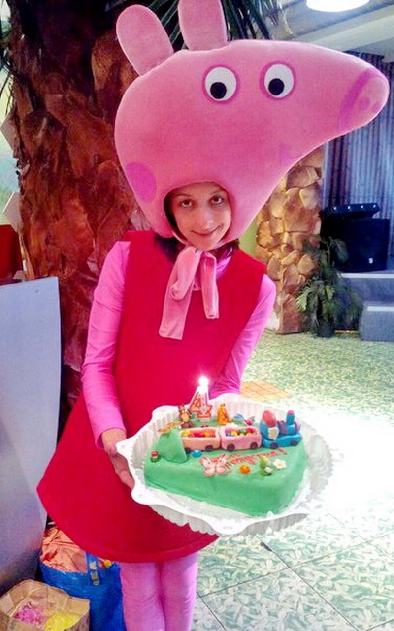 Детские торты для девочек на годик фото 2